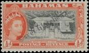 Stamp Bahamas Catalog number: 163