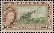 Stamp Bahamas Catalog number: 164