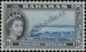 Stamp Bahamas Catalog number: 165
