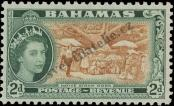 Stamp Bahamas Catalog number: 166