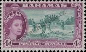 Stamp Bahamas Catalog number: 168