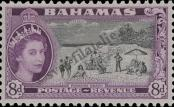 Stamp Bahamas Catalog number: 171