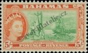 Stamp Bahamas Catalog number: 176