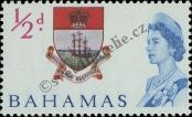 Stamp Bahamas Catalog number: 209