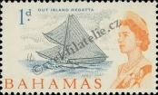 Stamp Bahamas Catalog number: 210