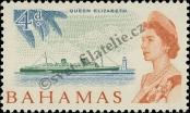 Stamp Bahamas Catalog number: 214