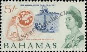 Stamp Bahamas Catalog number: 221