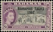 Stamp Bahamas Catalog number: 186