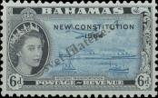 Stamp Bahamas Catalog number: 197