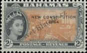 Stamp Bahamas Catalog number: 201