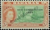 Stamp Bahamas Catalog number: 203