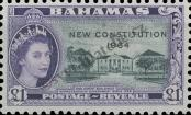 Stamp Bahamas Catalog number: 205