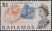 Stamp Bahamas Catalog number: 269