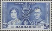 Stamp Barbados Catalog number: 154