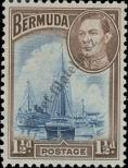 Stamp Bermuda Catalog number: 102