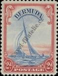 Stamp Bermuda Catalog number: 104