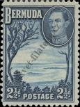 Stamp Bermuda Catalog number: 105