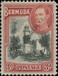 Stamp Bermuda Catalog number: 107