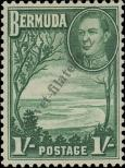 Stamp Bermuda Catalog number: 110