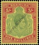 Stamp Bermuda Catalog number: 113/a