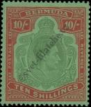 Stamp Bermuda Catalog number: 114/a