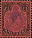 Stamp Bermuda Catalog number: 116/a