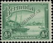 Stamp Bermuda Catalog number: 89