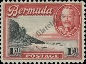 Stamp Bermuda Catalog number: 90