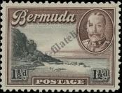Stamp Bermuda Catalog number: 91