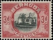 Stamp Bermuda Catalog number: 94