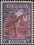 Stamp Bermuda Catalog number: 95