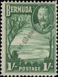 Stamp Bermuda Catalog number: 96