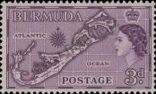 Stamp Bermuda Catalog number: 135