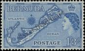 Stamp Bermuda Catalog number: 142