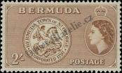 Stamp Bermuda Catalog number: 143