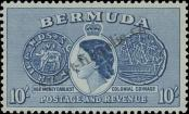 Stamp Bermuda Catalog number: 146