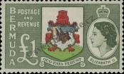Stamp Bermuda Catalog number: 147