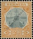 Stamp Bermuda Catalog number: 28