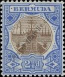 Stamp Bermuda Catalog number: 29