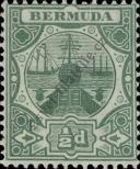 Stamp Bermuda Catalog number: 31