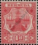 Stamp Bermuda Catalog number: 32