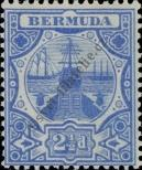 Stamp Bermuda Catalog number: 33