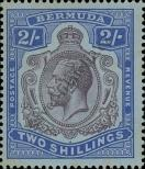 Stamp Bermuda Catalog number: 43