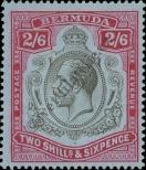 Stamp Bermuda Catalog number: 44