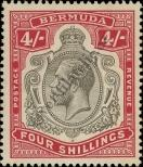 Stamp Bermuda Catalog number: 45