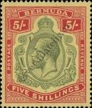 Stamp Bermuda Catalog number: 46