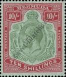 Stamp Bermuda Catalog number: 47