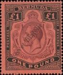 Stamp Bermuda Catalog number: 48