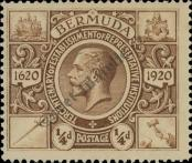 Stamp Bermuda Catalog number: 60