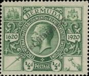 Stamp Bermuda Catalog number: 61